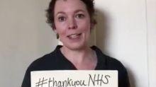 Olivia Colman, Billie Eilish, Hugh Grant Among Celebrities Thanking NHS Staff for Coronavirus Fight