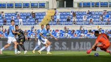 Inter cede primeros puntos con empate en visita a Lazio