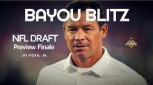 Jim Mora, Jr. talks New Orleans Saints Draft Strategy