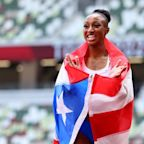 Tokyo Olympics: Jasmine Camacho-Quinn earns Puerto Rico first medal with 100m hurdles gold