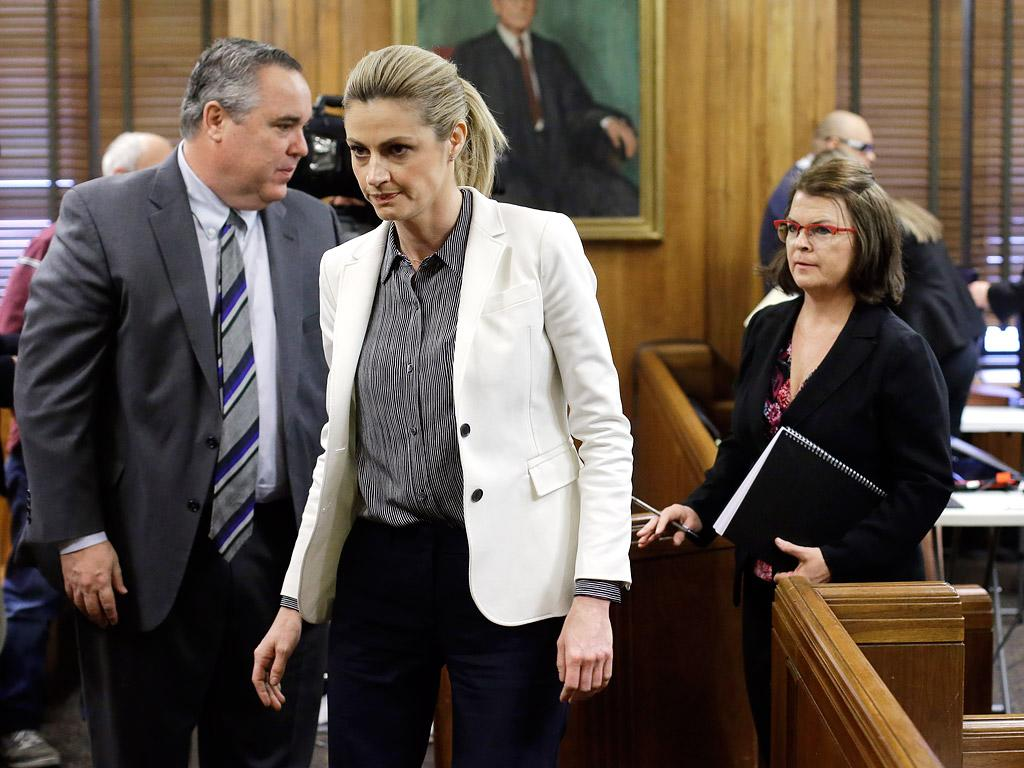 Erin Andrews living a dream and nightmare for rest of her