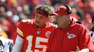 Mahomes, Chiefs hit the road in search of answers