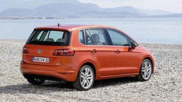 Der VW Golf Sportsvan kommt nicht in die Jahre