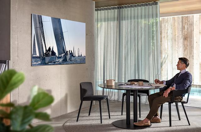 Samsung unveils its latest 4K and 8K QLED TVs for the US