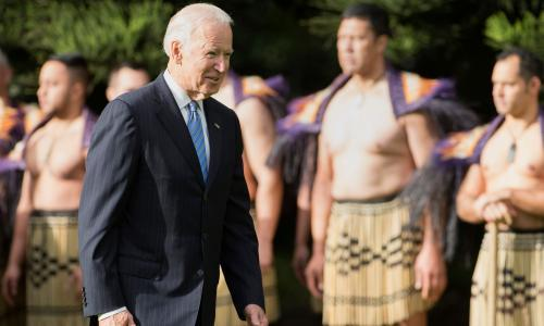 Pacific nations herald Biden presidency amid hope for action on climate emergency