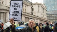 Bank of England boss says global finance is funding 4C temperature rise