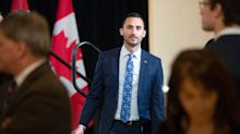Teachers' Unions Crash Event With Ontario Education Minister Stephen Lecce