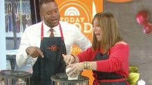 Chef On 'Today' Goes Rogue And Puts Mayo In The Mashed Potatoes