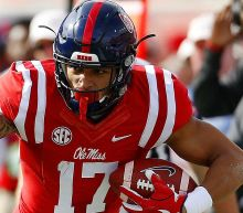Despite glaring O-line holes, Giants opt to help offense in other ways with TE Evan Engram
