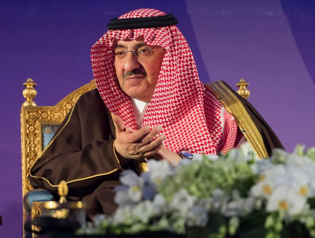 """Saudi Crown Prince Mohammed bin Nayef was politically """"getting weaker, more marginalised"""", after continuous chipping away at his powers and influence, according to a foreign diplomat"""