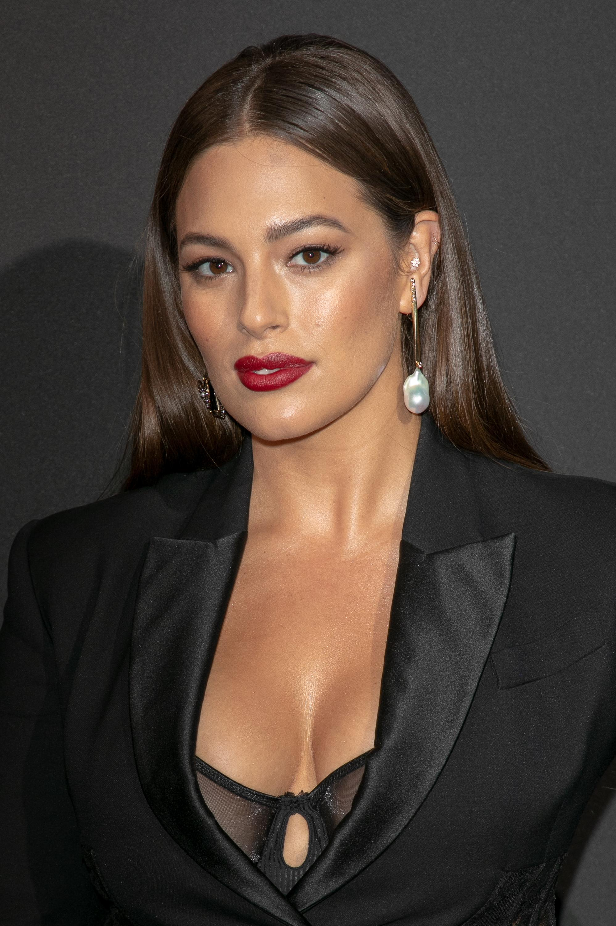 Ashley Graham Says Ex-Boyfriends Have Left Her Over Her Weight, Called Her TooFat' Ashley Graham Says Ex-Boyfriends Have Left Her Over Her Weight, Called Her TooFat' new images
