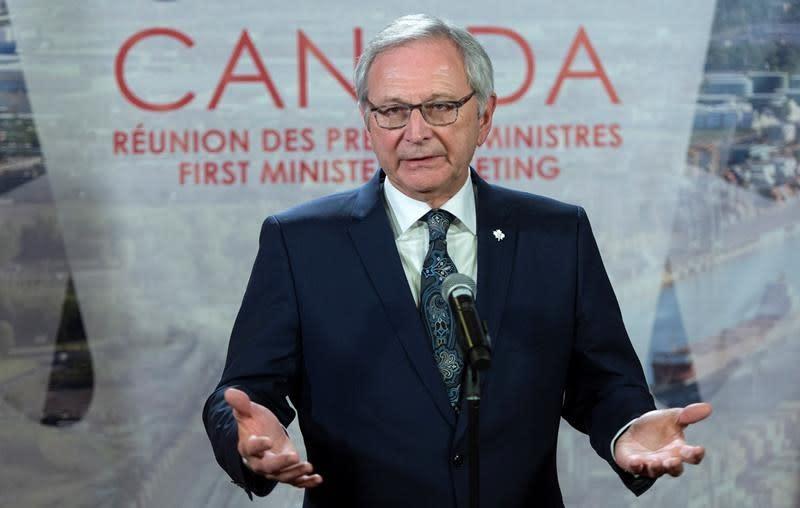Quebec slams door on New Brunswick's pipeline dream at premiers' meeting