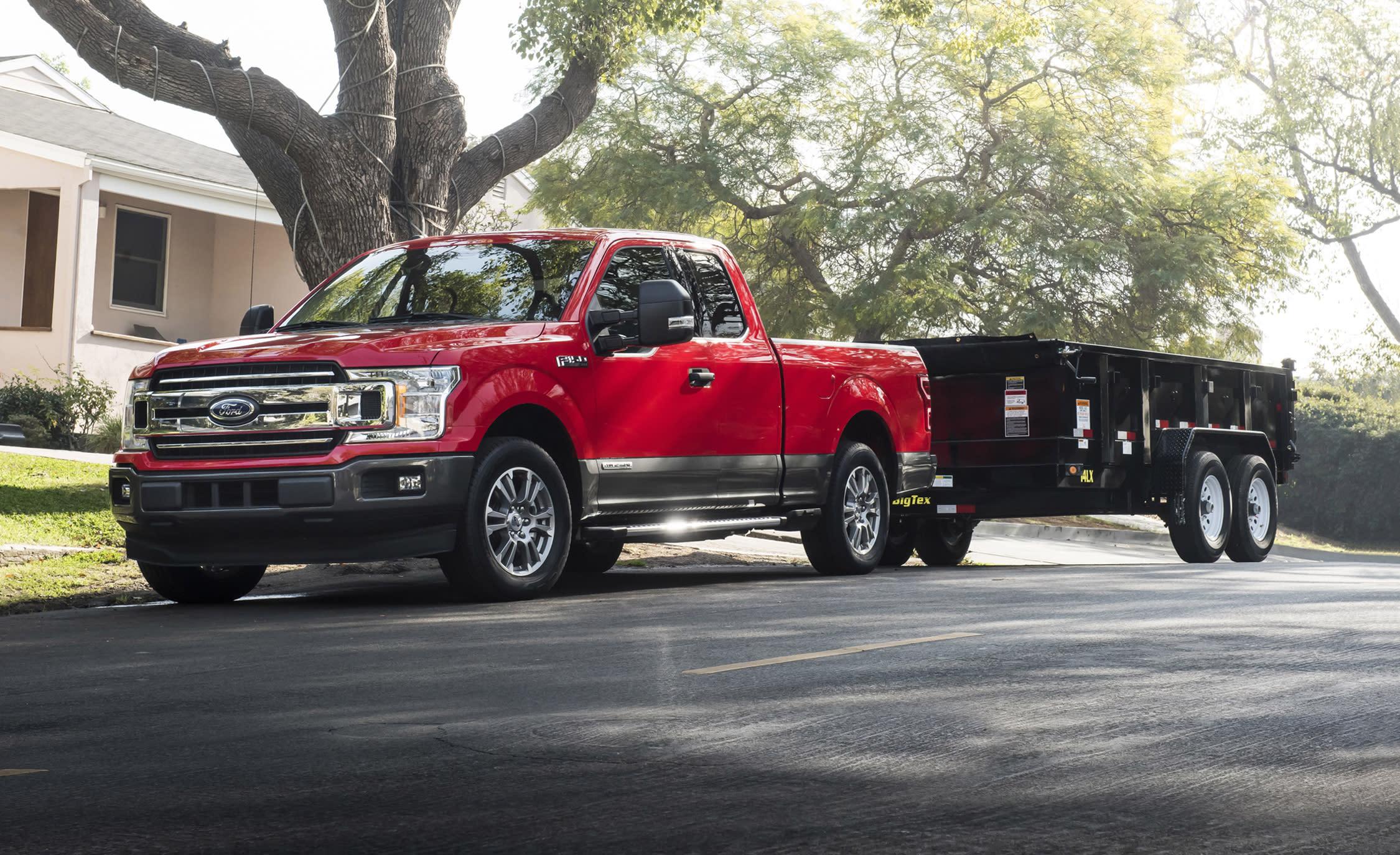 2018 ford f 150 diesel the best selling pickup gets a power stroke. Black Bedroom Furniture Sets. Home Design Ideas