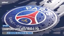Champions: l'Atalanta trova il PSG