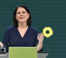 Greens bid for German chancellery as Merkel's bloc squabbles
