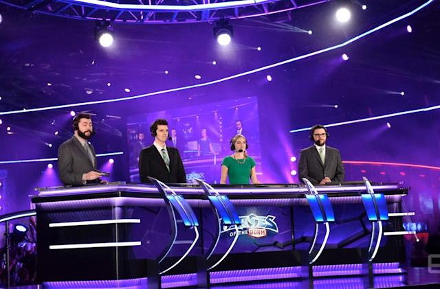 ESPN will air 18 hours of eSports coverage on July 17th