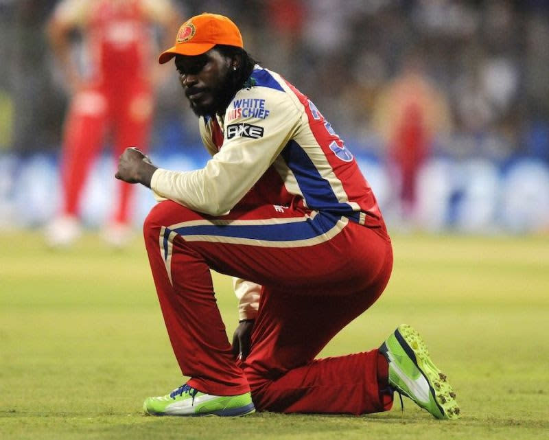 b380bb5ceff Chris Gayle has won the Orange cap for the total of 2 times in the history