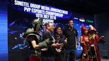 Singtel to hold inaugural eSports tournament with $407,000 prize pool