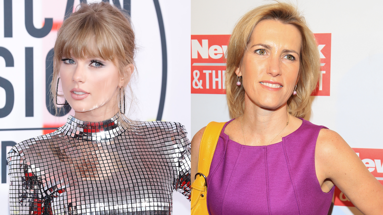 Laura Ingraham tells Taylor Swift to 'shake it off' after candidate she endorsed loses