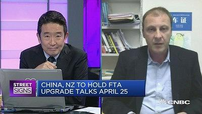New Zealand-China growing trade ties [Video]