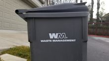 Waste Management reports mixed Q3 earnings