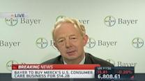 I am not a big fan of sanctions: Bayer CEO