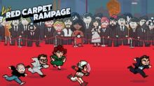 Help Leonardo DiCaprio Finally Win an Oscar in 'Red Carpet Rampage' Video Game