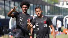 Atacante do Vasco tem lesão e preocupa para estreia do Brasileirão
