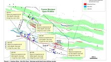 Probe Metals Intersects 7.3 g/t Au over 10.4 metres on the Monique Mining Lease, Val-d'Or East Project