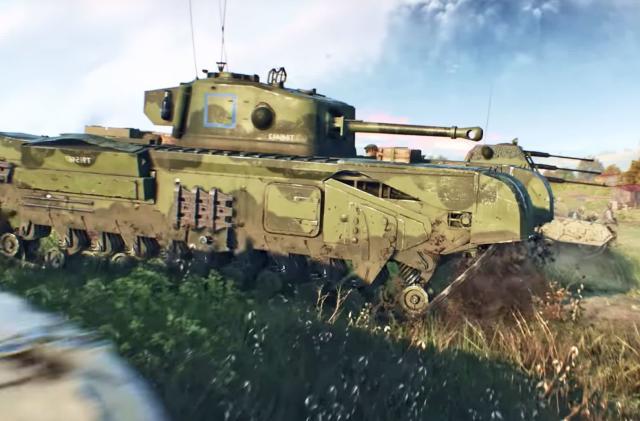 The first major 'Battlefield V' update arrives December 4th