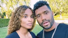 Russell Wilson Wishes His 'Queen' Ciara a Happy 35th Birthday in Sweet Tribute: 'You Are Heaven Sent'