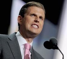 Eric Trump's tweet vanishes after his attempt to spread Clinton-Epstein connection backfires
