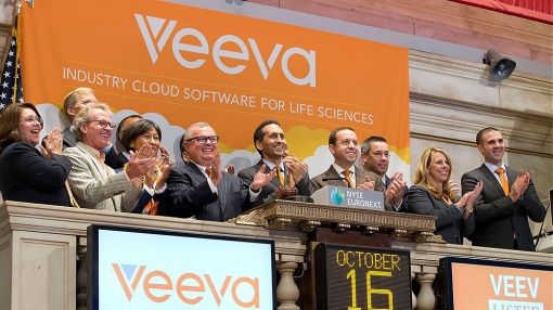 Veeva Provides The Software In Big Pharma's Race Against The Clock