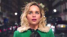 Por qué Emilia Clarke se identificó personalmente con el personaje de su nueva película