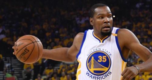Basket - NBA - Kevin Durant pourrait manquer le match 2 face aux Portland Trail Blazers