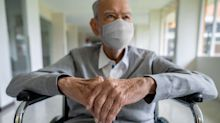 Frailty 'as big a risk for dying with coronavirus as age or poor health'