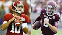 Can Texas A&M upset Alabama again?