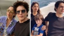 SRK Chills With His Family in Maldives & the Pics Are Stunning