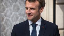 """Européennes: Macron défend son rôle d'""""acteur"""" pour ne pas laisser """"se disloquer l'Europe"""""""