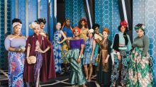Ariel, Elsa and Belle get African-print makeovers in viral  'black girl magic' Disneyland photo shoot