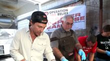 Matthew McConaughey Helps Cook and Deliver Meals to First Responders Battling California Fires