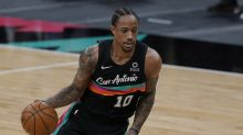 AP source: DeRozan agrees to $85 million deal with Bulls