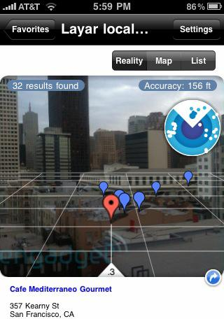 Layar now adding layers of augmented reality to iPhone