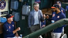 Ex-Astros GM Luhnow says team still employs staffers involved in scandal
