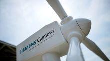 Siemens Gamesa shares sink 10% after margin forecast cut