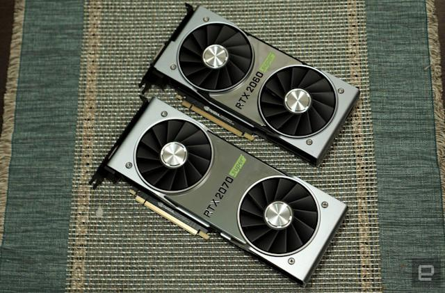 PC gamers: Rate and review the RTX 2060 Super or 2070 Super