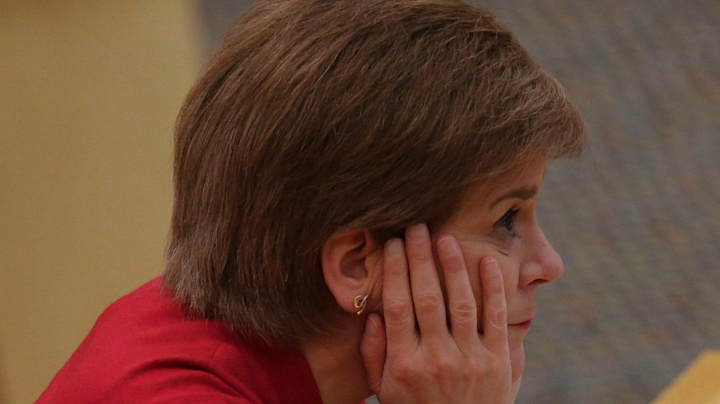 Nicola Sturgeon could be gone in weeks over the Alex Salmond affair, says Scottish Tory leader