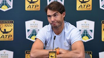 Nadal pulls out of finale; Djokovic to remain No. 1