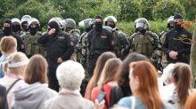 Russland will notfalls Einsatzkräfte nach Belarus schicken