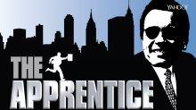 "What should be Arnold Schwarzenegger's ""Apprentice' catchphrase?"